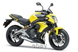 2012-16 Kawasaki Ninja 650 ER6N ER6F EX6 CS Racing Full Exhaust +dB Killer