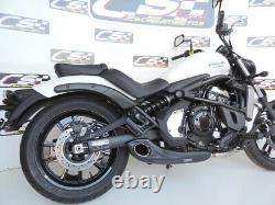 2015-2022 Kawasaki Vulcan S EN650 Full Exhaust Muffler + Header CS Racing