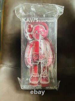 2016 KAWS COMPANION Open Edition (Flayed) Vinyl Figure Blush New