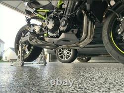 2017-21 Kawasaki Z900 Full Exhaust Muffler dB Killer CS Racing (+5.9hp)