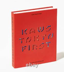 2021 KAWS TOKYO FIRST Catalog NEW! Japan exhibition