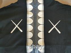 A BATHING APE BAPE X KAWS CHOMPER FULL ZIP HOODIE Size M