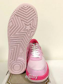 Bape Sta x KAWS Foot Soldier LIMITED EDITION Pink Men's Size 12 (Deadstock)