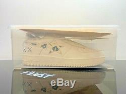 Bape X Kaws DJ AM Collection Size 11 Off White Rare Flower Pattern COA FS-001