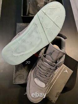Brand New Nike Air Jordan 4 Retro Kaws Uk 9 Eur 44
