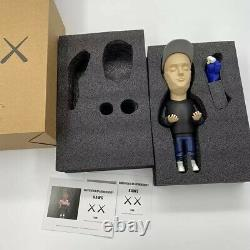 Brian Donnelly (aka KAWS) Action Figure Black/Blue Variant