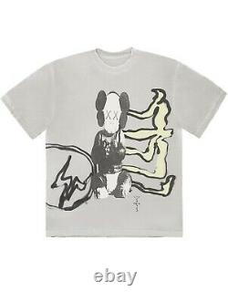 Cactus Jack + Kaws For Fragment Tee Order Confirmed