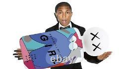 Comme Des Garcons x Pharrell Williams x KAWS Girl Unisex EDP 3.3 FL. Oz. + Bonus
