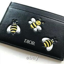 DIOR x KAWS Bee Card Holder YELLOW