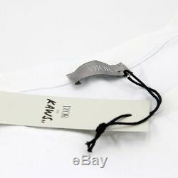 Dior White X Kaws Mens Kim Jones Cotton T-shirt Xxxl New in Box
