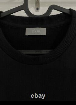 Dior x KAWS Crewneck Sweatshirt black sz XL