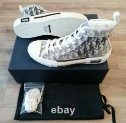 Dior x Kaws B23 Oblique High White High Top UK7 EU41 Sneaker BRAND NEW