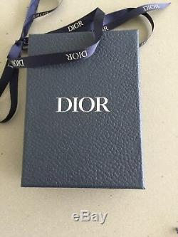 Dior x Kaws Leather Card Holder By Kim Jones (100% Authentic) Wallet