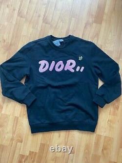 Dior x Kaws sweatshirt