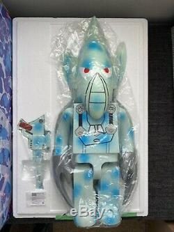 Futura 2000 UNKLE Medicom Pointman Kubrick 1000% Vinyl Figure. Nosferatu Kaws