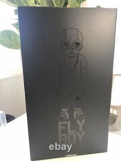 Hebru Brantley x Mindstyle Flyboy 18 Vinyl Figure Fly Boy Print Companion Kaws