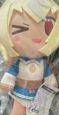 Hololive x Tsukumo Shiranui Flare Plush Doll Stuffed Toy Collabo Limited Japan N