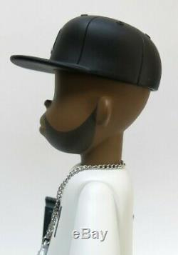 J DILLA X Stussy Figure PAY JAY SECOND EDITION NEW medicom toy bearbrick kaws