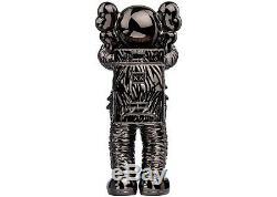 KAWSHOLIDAY SPACE 11.5 Figure Black (CONFIRMED PRE-ORDER)