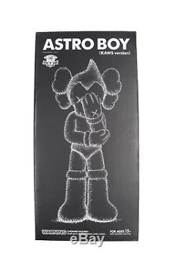 KAWS ASTRO BOY MEDICOM ORIGINAL FAKE COMPANION Vinyl Figure (2012) IN BOX