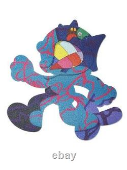 KAWS Ankle Bracelet Puzzle Brooklyn Museum What Party IN HAND