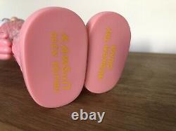 KAWS BFF Companion Pink 35cm PVC Action Figure Toy