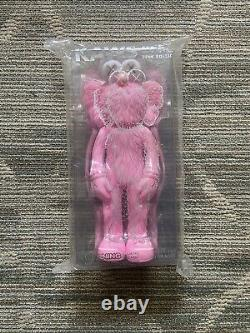 KAWS BFF Pink Edition Open Edition Vinyl Figure Pink