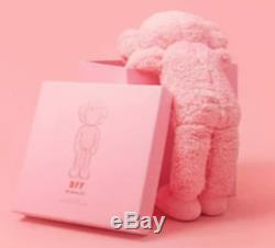 KAWS BFF Pink Plush LE 3000 2019 Release LIMITED NEW #1580