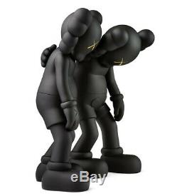 KAWS Black Along the Way Companion 100% Authentic Brand New FREE SHIPPING