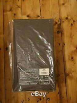 KAWS Clean Slate Vinyl Figure Black UK STOCK NGV