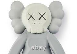 KAWS Companion 2020 Figure Grey