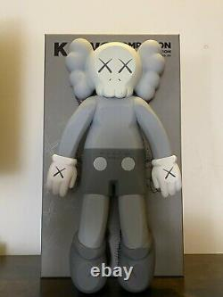 KAWS Companion 2020 Figure Grey IN HAND READY TO SHIP