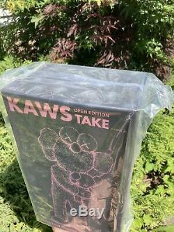 KAWS Companion Black Take IN HAND ART INVEST