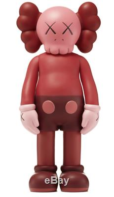 KAWS Companion Blush Open Edition Vinyl Figure- UK STOCK NGV