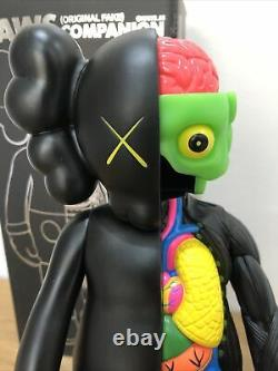 KAWS Companion Dissected 16 PVC Action Figure Toy Black