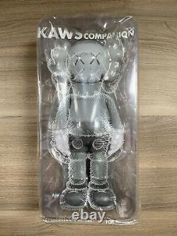 KAWS Companion Open Edition Vinyl Figure Grey YSP Release