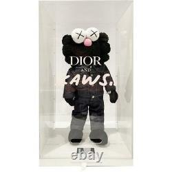 KAWS Dior BFF Plush Black