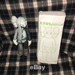 KAWS Dissected Bearbrick (GRAY) Disected