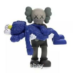 KAWS Gone Figure (Brown, Brand New In Box 100% Authentic)