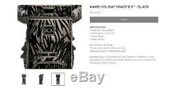 KAWS HOLIDAY SPACE 11.5 BLACK Confirmed Order SOLD OUT 100%Trusted Seller