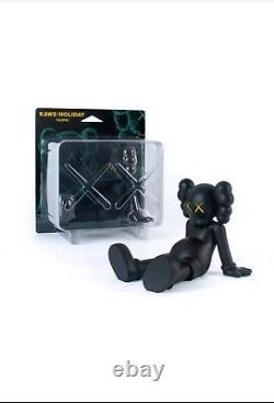 KAWS Holiday (Black) Companion Figure 7 Limited Edition