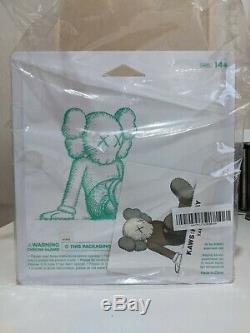 KAWS Holiday (Brown) Companion Figure 7 Limited Edition