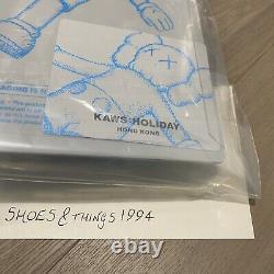 KAWS Holiday (Hong Kong) Figure BRAND NEW IN HAND