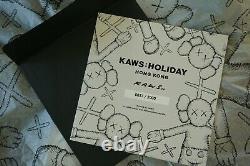 KAWS Holiday Hong Kong Plush Limited Box Set of 3 Ed 2000 Sold Out 20 Japan