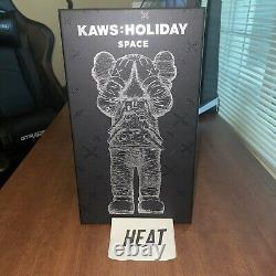 KAWS Holiday Space Silver Figure BRAND NEW (Fast Shipping)
