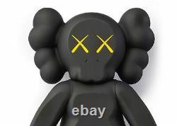 KAWS KAWSONE Companion 2020 Black Vinyl Figure ORDER CONFIRMED Pre-Order