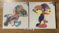 KAWS NGV Exclusive No Ones Home & Stay Steady Jigsaw Puzzle 1000 Piece SET