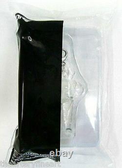 KAWS OriginalFake x Medicom'Chum (Clear)' 2009 Keychain / Pendant / Charm NIP