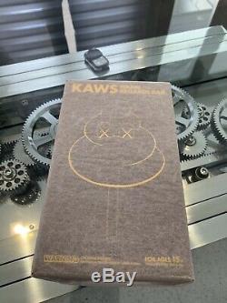 KAWS Original Fake Warm Regards Bars FULL SET NEW SEALED for Collectors