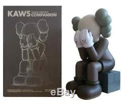 KAWS PASSING THROUGH COMPANION 2013 BROWN Vinyl bff resting place astroboy